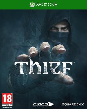 Thief : La jaquette révélée