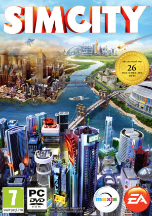 SimCity sur Mac