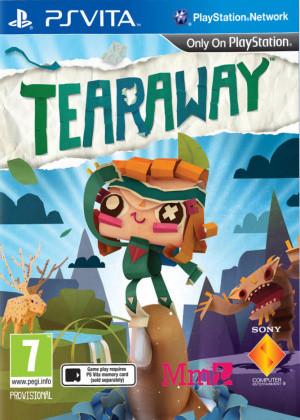 Tearaway sur Vita