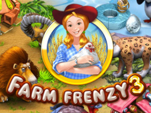 Farm Frenzy 3 sur PS3