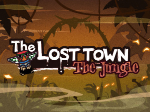 The Lost Town - The Jungle sur DS