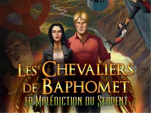 Les Chevaliers de Baphomet : La Malédiction du Serpent - Episode 1 sur iOS