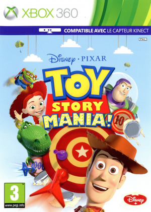 Toy Story Mania! sur 360