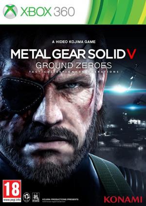 Metal Gear Solid V : Ground Zeroes sur 360
