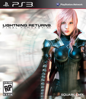 Lightning Returns : Final Fantasy XIII sur PS3