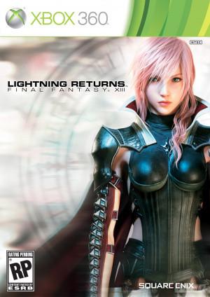 Lightning Returns : Final Fantasy XIII sur 360