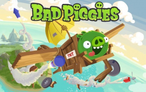 Bad Piggies sur Android
