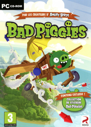 Bad Piggies sur PC