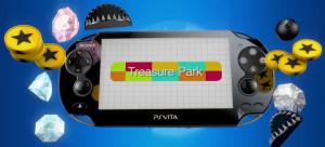 Treasure Park sur Vita