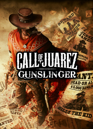 Call of Juarez : Gunslinger sur PS3