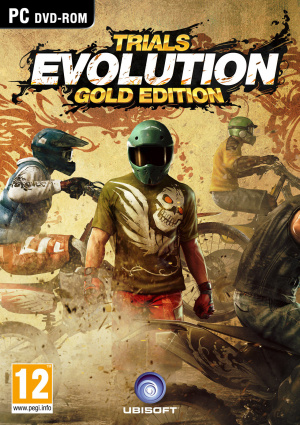 Trials Evolution : Gold Edition sur PC