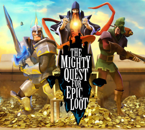 The Mighty Quest for Epic Loot sur PC