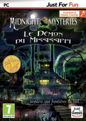 Midnight Mysteries 3 : Le Démon du Mississippi sur Mac