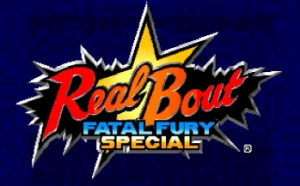 Real Bout Fatal Fury Special sur Wii