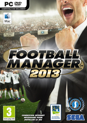 Football Manager 2013 sur Mac