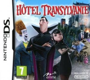Hôtel Transylvanie sur DS