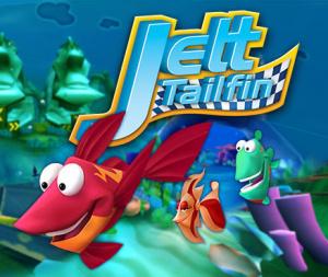 Jett Tailfin sur WiiU