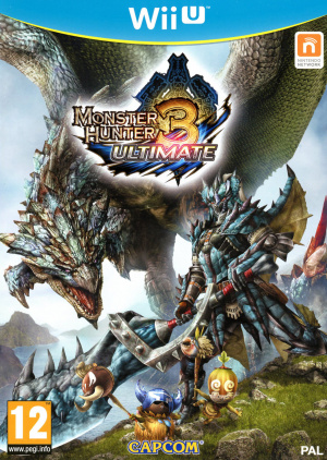 Monster Hunter 3 Ultimate sur WiiU