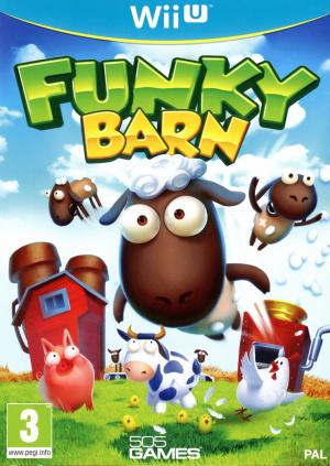 Funky Barn sur WiiU