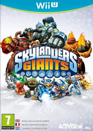 Skylanders Giants sur WiiU