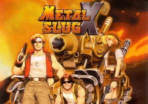 Metal Slug X sur Wii