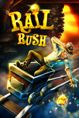 Rail Rush sur Android