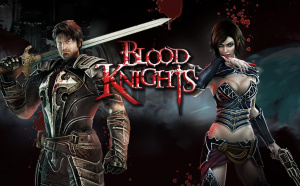 Blood Knights sur PS3