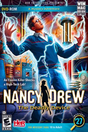 nancy drew the deadly device sur pc. Black Bedroom Furniture Sets. Home Design Ideas
