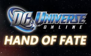 DC Universe Online : Hand of Fate sur PS4