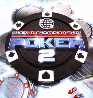 World Championship Poker 2 sur PS3