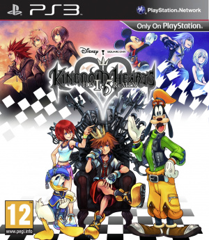 Kingdom Hearts 1.5 HD Remix sur PS3