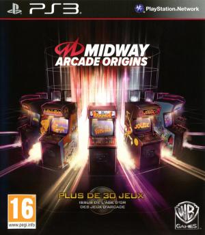 Midway Arcade Origins sur PS3