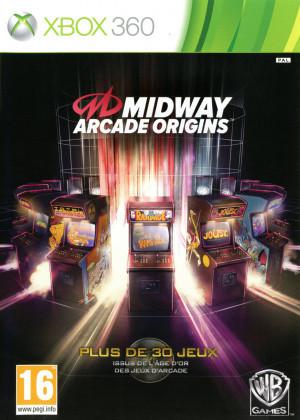 Midway Arcade Origins sur 360