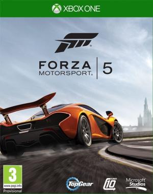 Forza Motorsport 5 sur ONE