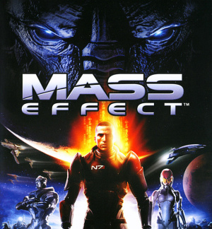 Mass Effect sur PS3