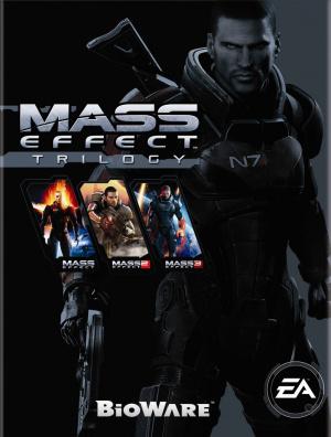 Mass Effect Trilogy sur 360