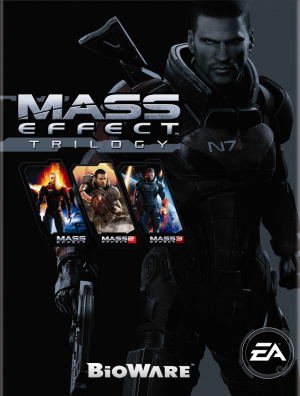 Mass Effect Trilogy sur PS3