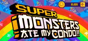 Super Monsters Ate My Condo! sur iOS