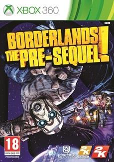 Borderlands The Pre-Sequel ! sur 360