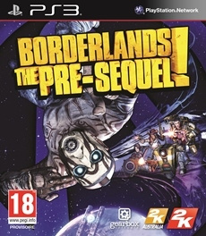 Borderlands The Pre-Sequel ! sur PS3