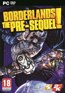 Borderlands The Pre-Sequel ! sur PC