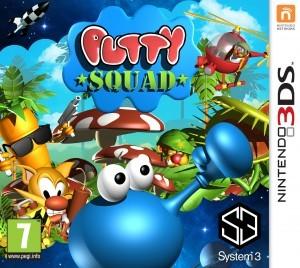 Putty Squad sur 3DS