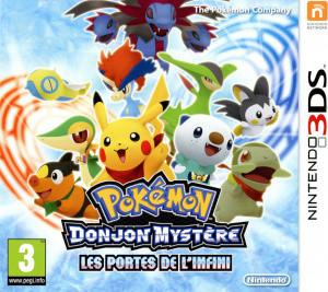 Pokémon Donjon Mystère : Les Portes de l'Infini sur 3DS