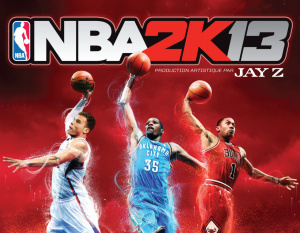 NBA 2K13 sur iOS