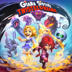 Giana Sisters : Twisted Dreams sur PS3