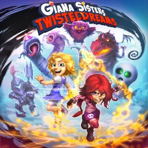 Giana Sisters : Twisted Dreams sur WiiU