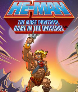 He-Man : The Most Powerful Game in the Universe