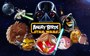 Angry Birds Star Wars sur iOS