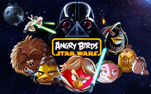 Angry Birds Star Wars sur Mac