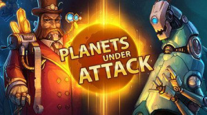 Planets Under Attack sur PS3